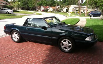 1990 Ford Mustang GT Convertible for sale 101018013