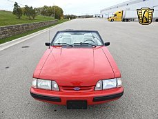 1990 Ford Mustang LX V8 Convertible for sale 101052421