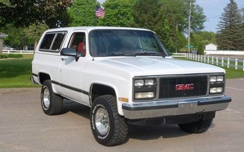 1990 GMC Jimmy for sale 100872427