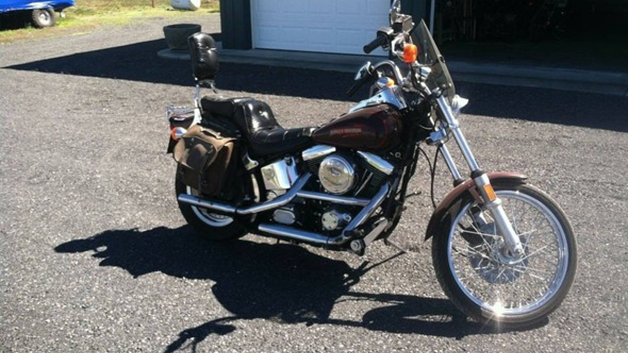1990 Harley-Davidson Softail for sale 200454043