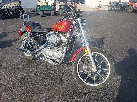 1990 Harley Davidson Sportster Motorcycles For Sale
