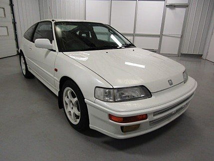 1990 Honda CRX for sale 101013534