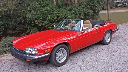 1990 Jaguar XJS V12 Convertible for sale 100773290