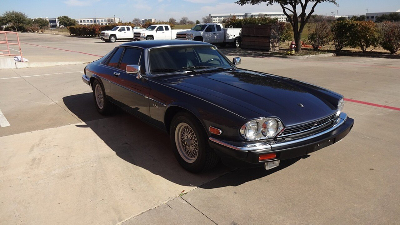 1990 jaguar xjs v12 coupe for sale near coppell texas. Black Bedroom Furniture Sets. Home Design Ideas