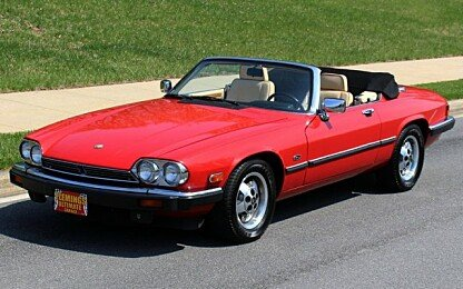 1990 jaguar xjs v12 convertible for sale 100861284