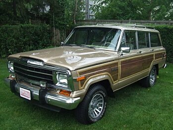1990 Jeep Grand Wagoneer for sale 100890745