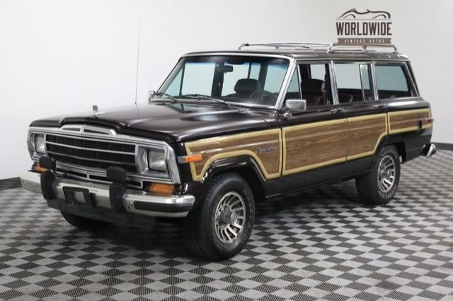 Jeep Grand Wagoneer >> Jeep Grand Wagoneer Classics For Sale Classics On Autotrader