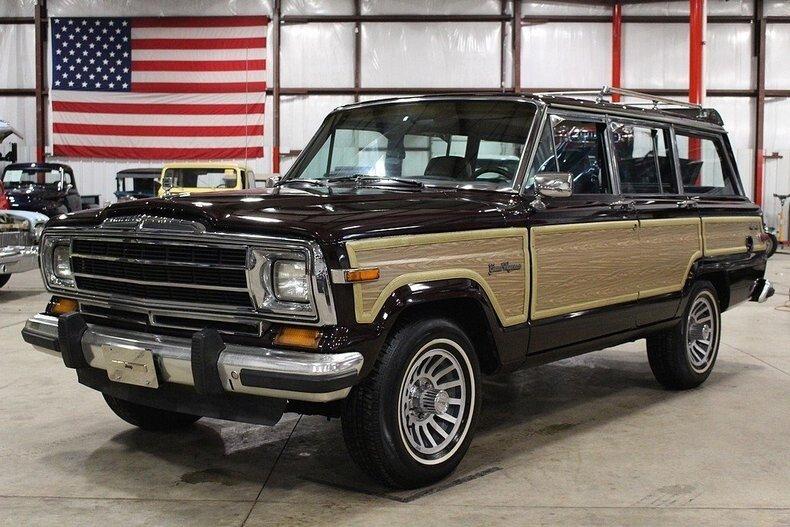 Jeep Grand Wagoneer >> Jeep Grand Wagoneer Classics For Sale Classics On Autotrader