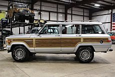 1990 Jeep Grand Wagoneer for sale 100969108