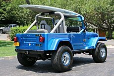 1990 Jeep Wrangler 4WD for sale 101006568