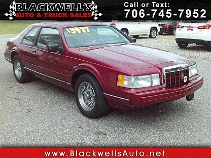 1990 Lincoln Mark VII LSC for sale 100873360