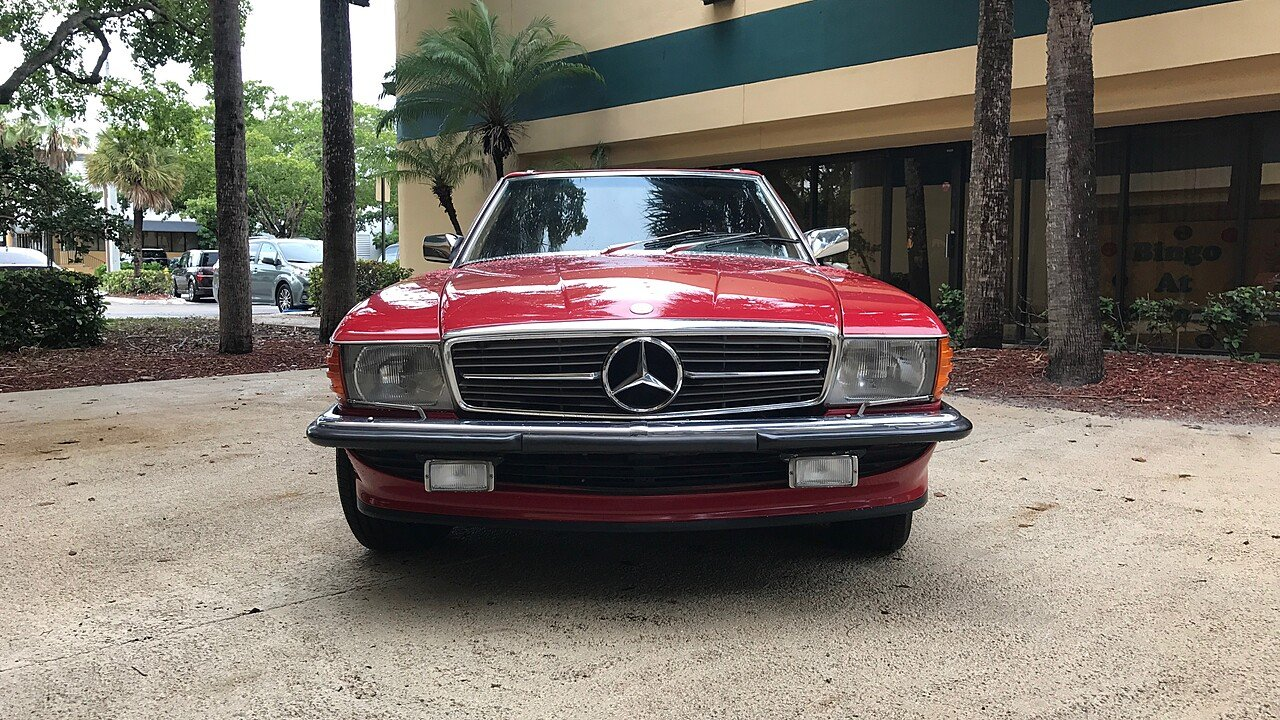 1990 Mercedes-Benz 300SL for sale 100987600