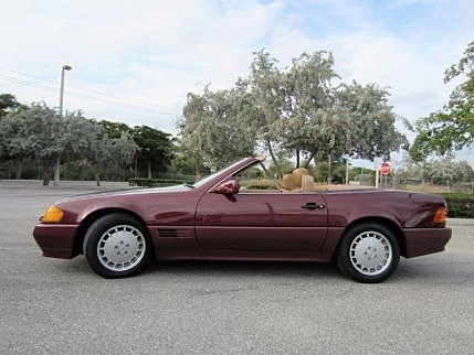 1990 Mercedes-Benz 500SL for sale 100821307