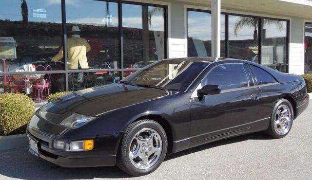 1990 Nissan 300ZX 2+2 Hatchback For Sale 100958964
