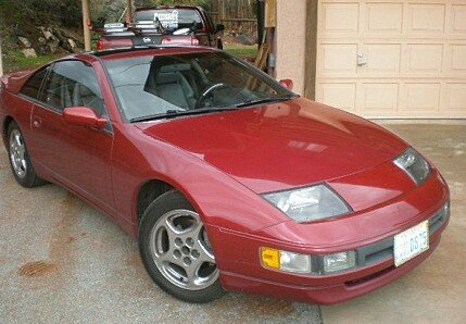 1990 Nissan 300ZX for sale 100855528