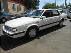 1990 Oldsmobile Cutlass Ciera S Sedan for sale 100886282