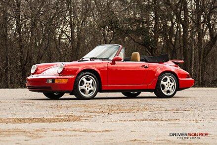 1990 Porsche 911 Cabriolet for sale 100954612