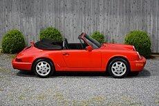 1990 Porsche 911 Cabriolet for sale 100976316