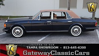 1990 Rolls-Royce Silver Spur II for sale 100965359