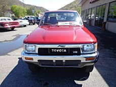 1990 Toyota Pickup 4x4 Regular Cab Deluxe V6 for sale 100866895