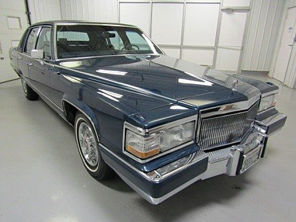 1990 cadillac Brougham for sale 101012993
