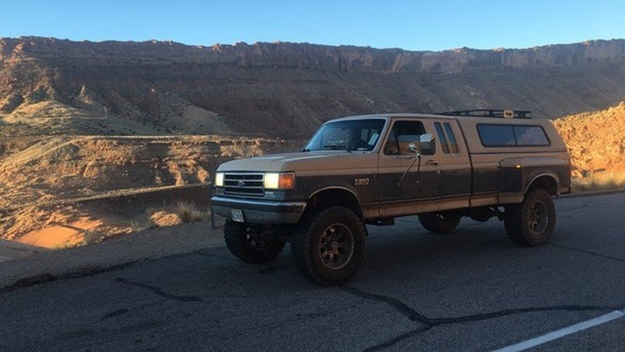1990 ford f250 for sale near woodland hills california 91364 classics on autotrader. Black Bedroom Furniture Sets. Home Design Ideas