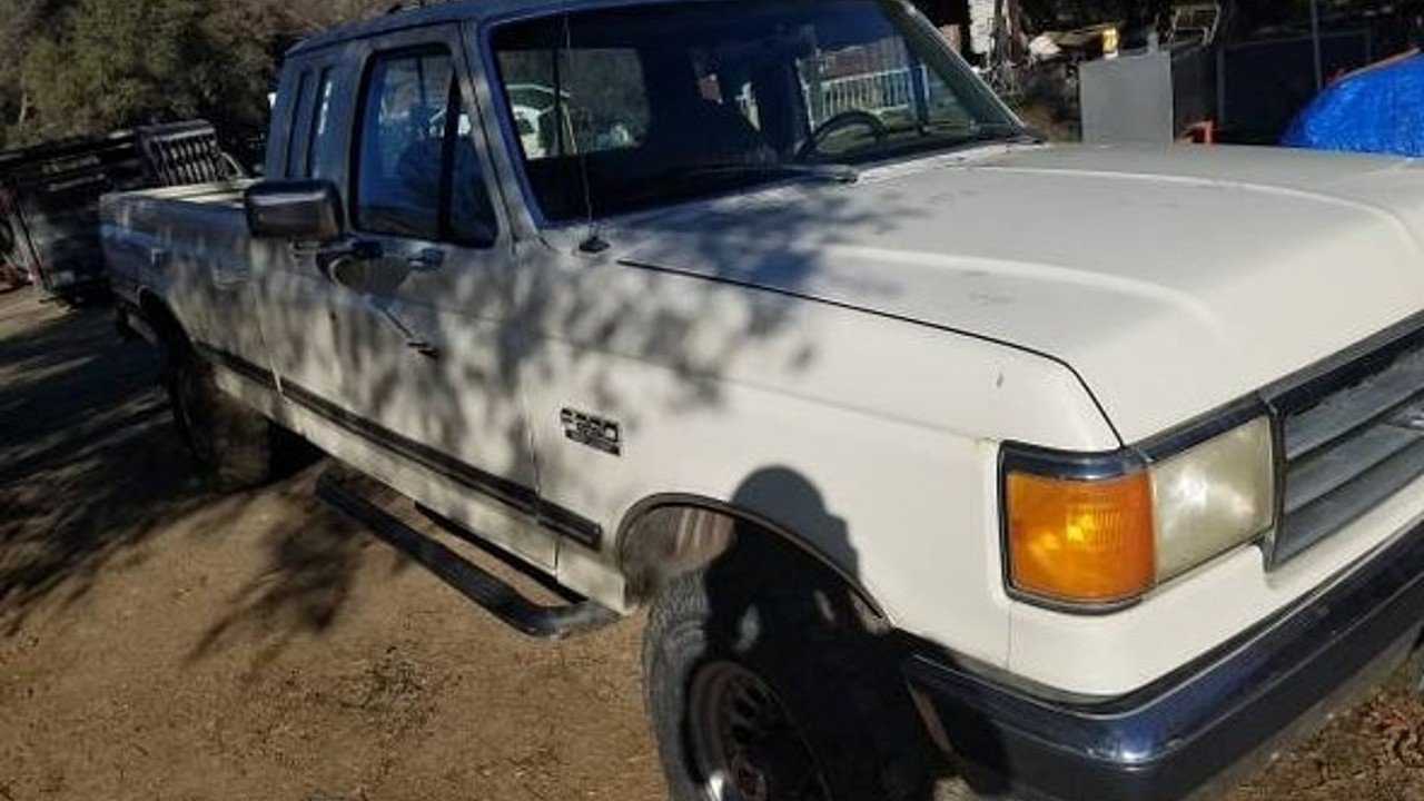 1990 ford F250 for sale 100968973