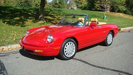 1991 Alfa Romeo Spider Veloce for sale 100736448