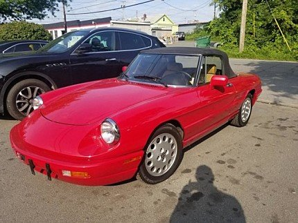 1991 Alfa Romeo Spider Veloce for sale 101041495