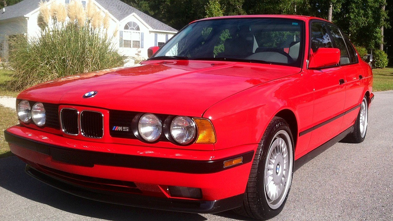 1991 BMW M5 for sale 100882657