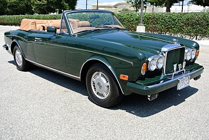 1991 Bentley Other Bentley Models for sale 100794512