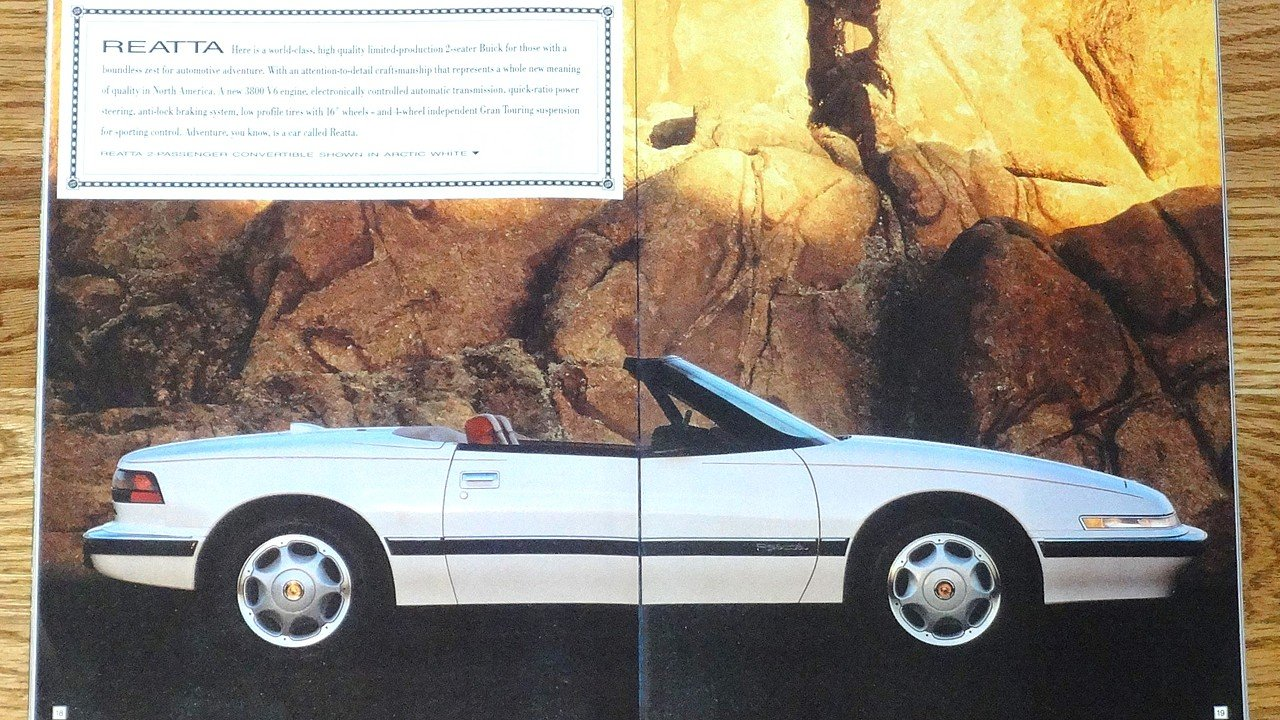 1991 buick reatta convertible for sale near highlands ranch 1991 buick reatta convertible for sale 100876170 publicscrutiny Gallery
