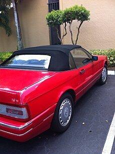 1991 Cadillac Allante for sale 100740261