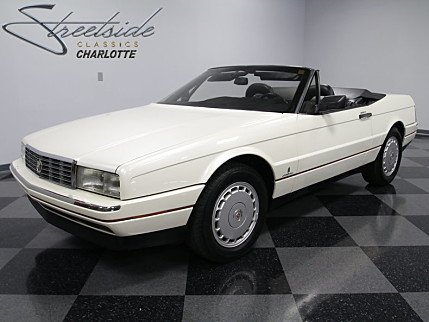1991 Cadillac Allante for sale 100799592