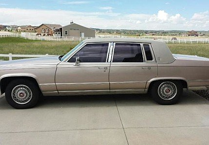 1991 Cadillac Brougham for sale 100793381