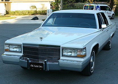 1991 Cadillac Brougham for sale 100844907