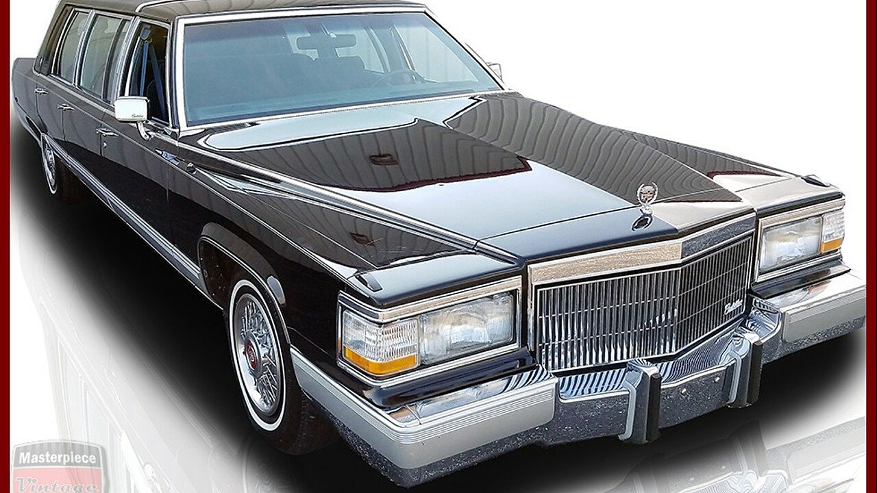 1991 Cadillac Brougham for sale 100872435