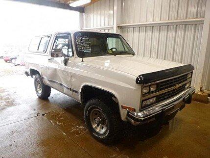 1991 Chevrolet Blazer 4WD for sale 100959431