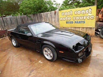 1991 Chevrolet Camaro Z28 Convertible for sale 100291014