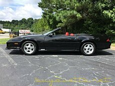 1991 Chevrolet Camaro Z28 Convertible for sale 100997937