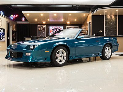 1991 Chevrolet Camaro RS Convertible for sale 101012654