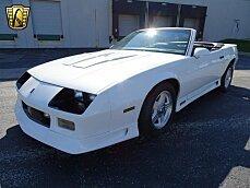 1991 Chevrolet Camaro Z28 Convertible for sale 101034849