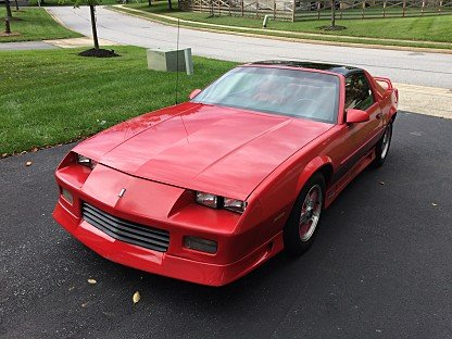 1991 Chevrolet Camaro RS Coupe for sale 101036895