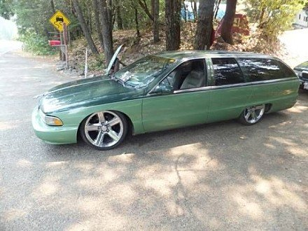 1991 Chevrolet Caprice for sale 100962241