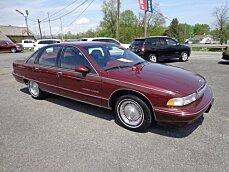 1991 Chevrolet Caprice Classic Sedan for sale 100981196
