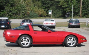 1991 Chevrolet Corvette ZR-1 Coupe for sale 100786838