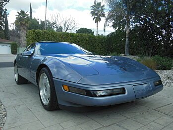 1991 Chevrolet Corvette Coupe for sale 100850316