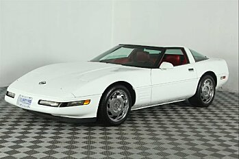 1991 Chevrolet Corvette Coupe for sale 100909577