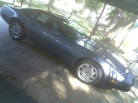 1991 Chevrolet Corvette for sale 100779874