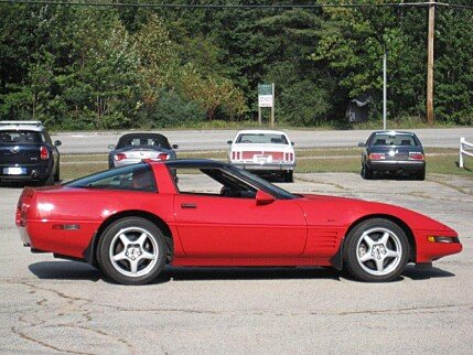 1991 Chevrolet Corvette ZR-1 Coupe for sale 100786838